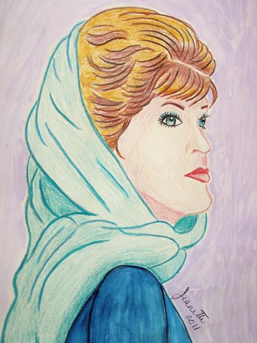 Lady Diana por Jeanette
